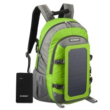 Solar Charger Backpack by ECEEN