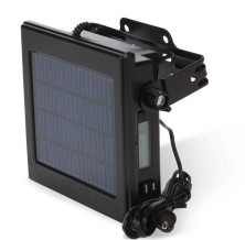 Solar-Powered Moultrie Camera Charger