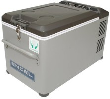Solar-Compatible Cooler by ENGEL