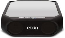 Solar-Powered Speakers by Eton