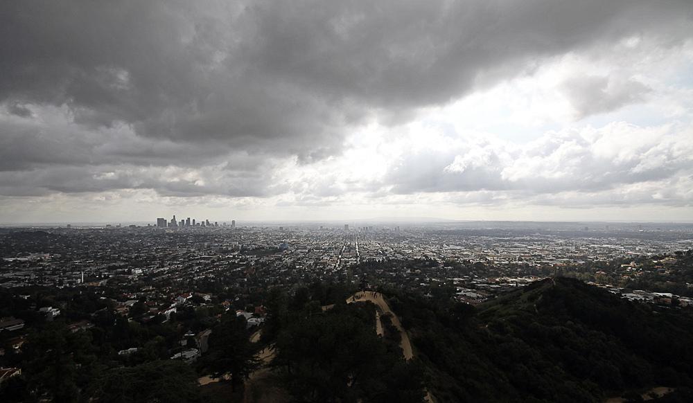 Gloomy LA