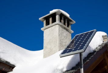 Comparison of Home Solar Panel On-Grid and Off-Grid Power Systems