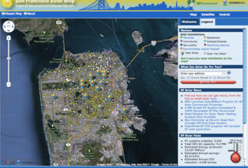 Solar Panel Cost Estimating with Google Maps
