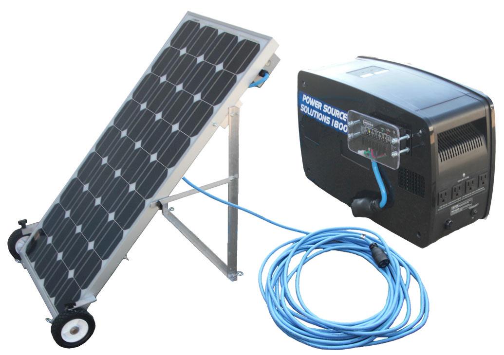 Image result for Solar Power Battery